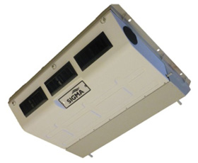 Sigma TCF6 Evaporator for Rooftop Mounting