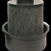 RadialSHIELD: Odor + HEPA/H13 Ejective Filter for RESPA-CF/CF2 - Standard Length