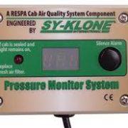 Sy-Klone KT-CABPRES-EL1-ENG Pressure Monitor